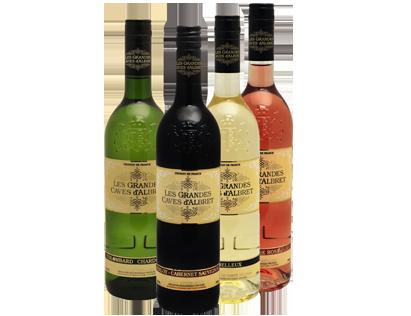 Les Grandes Cave dAlbret Colombard Chardonnay